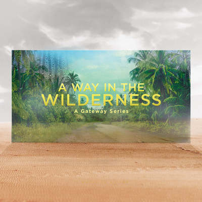 a way in the wilderness