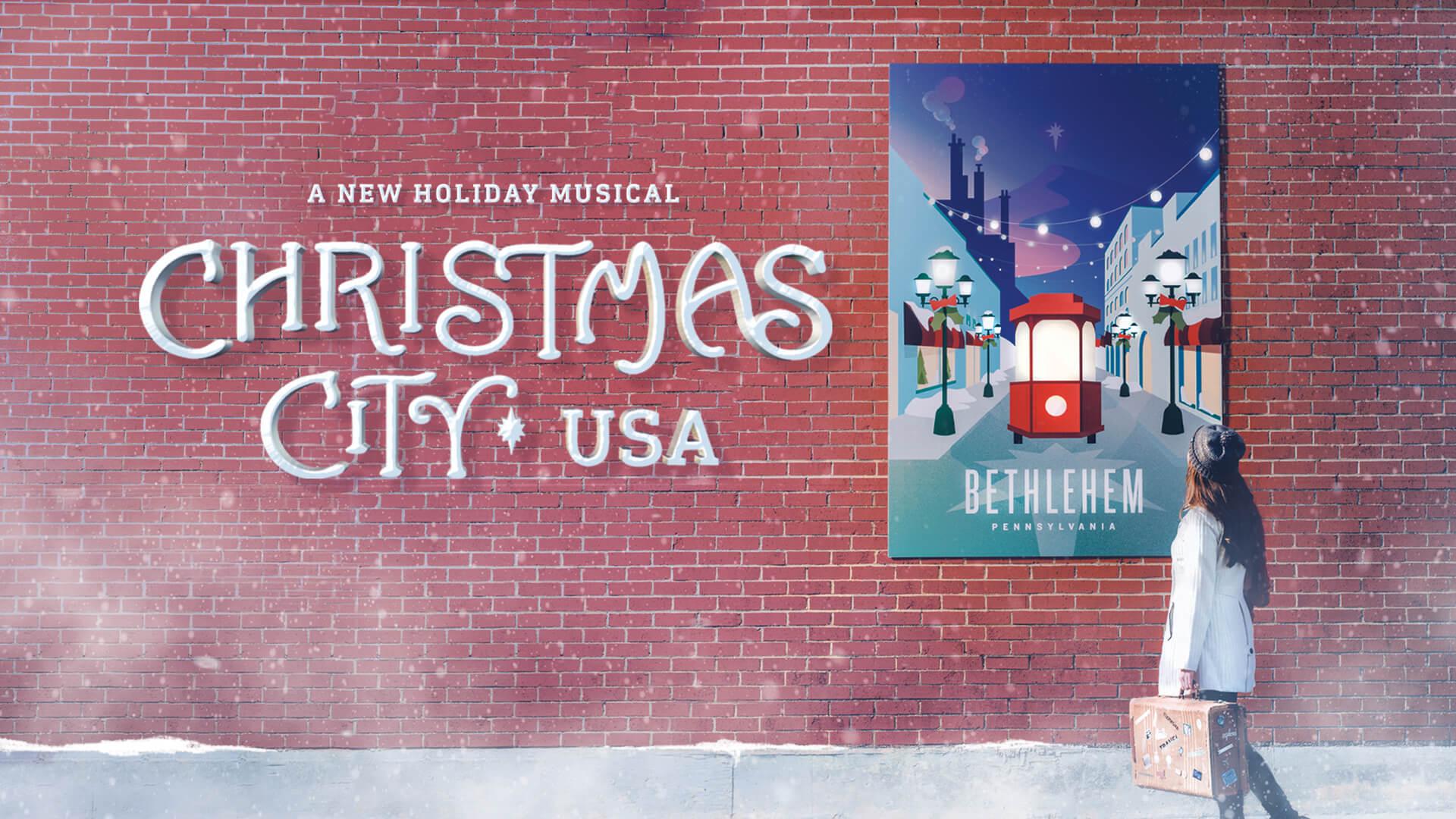 Gateway Church Southlake Christmas Musical 2020 Christmas City, USA | A New Holiday Musical | Gateway Church