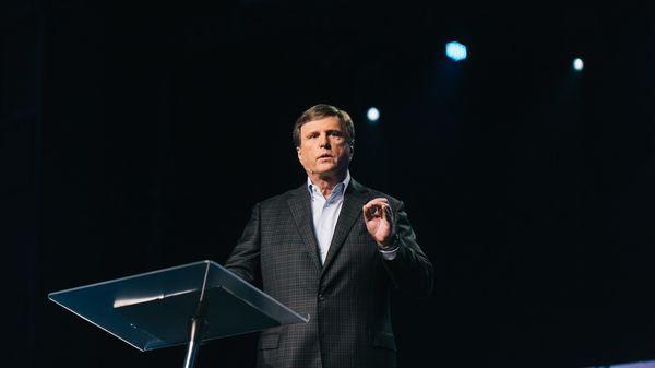 Pastor Jimmy Evans